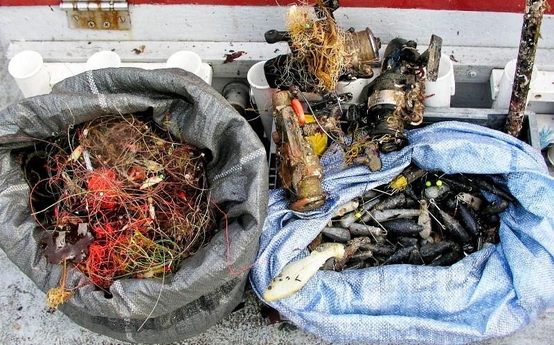 Fishing for Litter